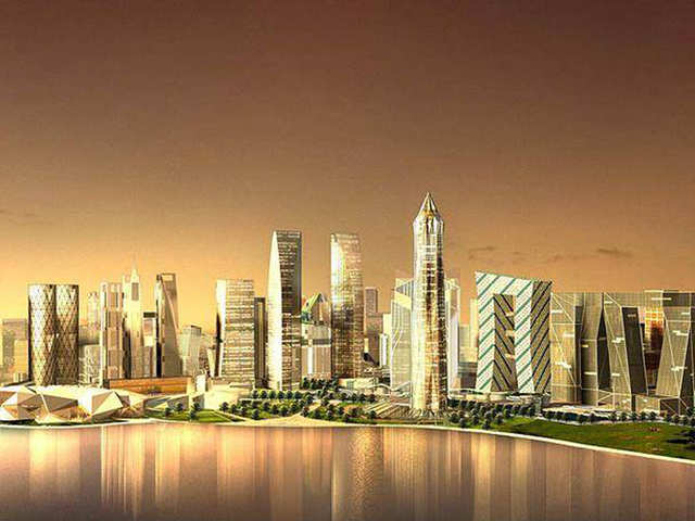 'Smart city programme to transform urban landscape'