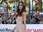 Izabel Goulart at 'Baywatch' world premiere