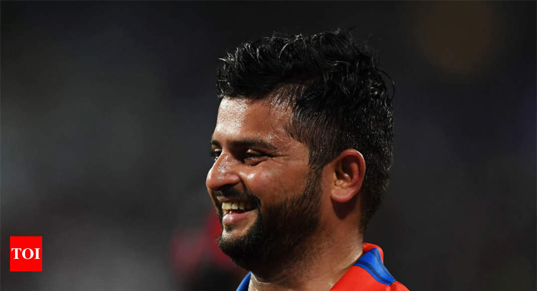 Suresh Raina Launches Foundation To Help Underprivileged Moms Off