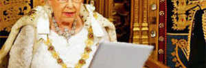 The Queen has secret account on Facebook