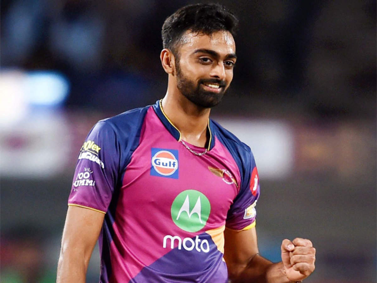 Jaydev Unadkat: IPL 2017: For Pune, pacer Unadkat has been a cut above the  rest | Cricket News - Times of India