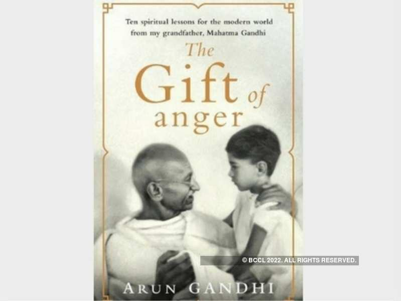 The Gift of Anger by Arun Gandhi (Image credit: Amazon)