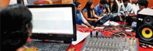 FTII radio dept to help you do math