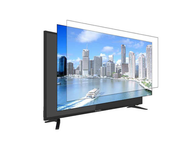 Daiwa 32-inch LED TV with toughened glass launched in India at Rs 12,999