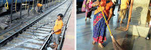 Pune shines on the list of top 10 clean stations of country