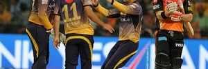 IPL 2017: Kolkata Knight Riders go through to Qualifier after rain invokes DLS in match against Sunrisers Hyderabad