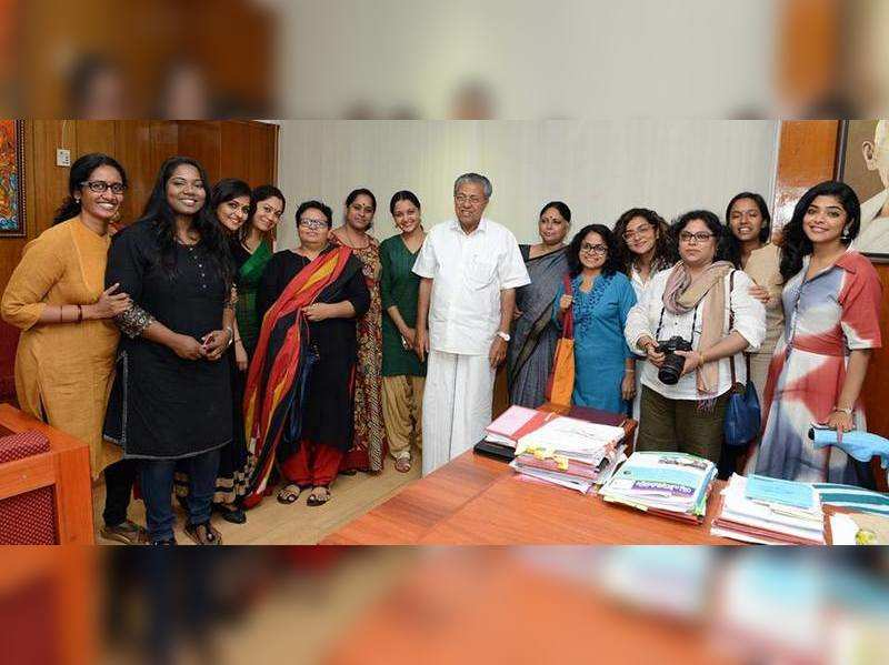 We will address the concerns of women in Malayalam cinema: Pinarayi Vijayan