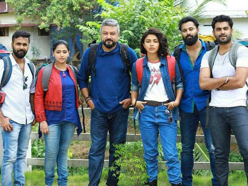 Achayans highlights: A loud, campy first half that leads nowhere