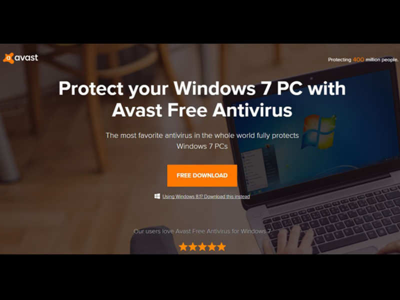 Avast Free Antivirus 2017 | Gadgets Now