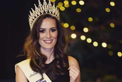 College lecturer aspires to become the next Miss Universe