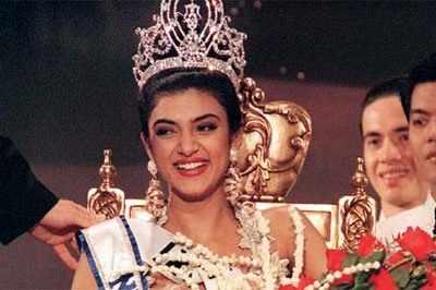 Celebrating 23 years of Sushmita Sen's win