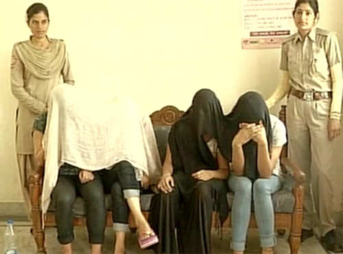 Police bust sex racket in Jaipur, 10 arrested | News - Times of