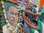 Rajiv Gandhi's 26th death anniversary in Kolkata