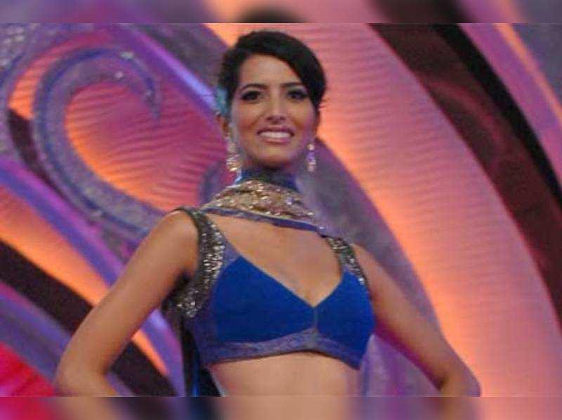 Manasvi Mamgai, Pantaloons Femina Miss India World 2010 (BCCL Photo)