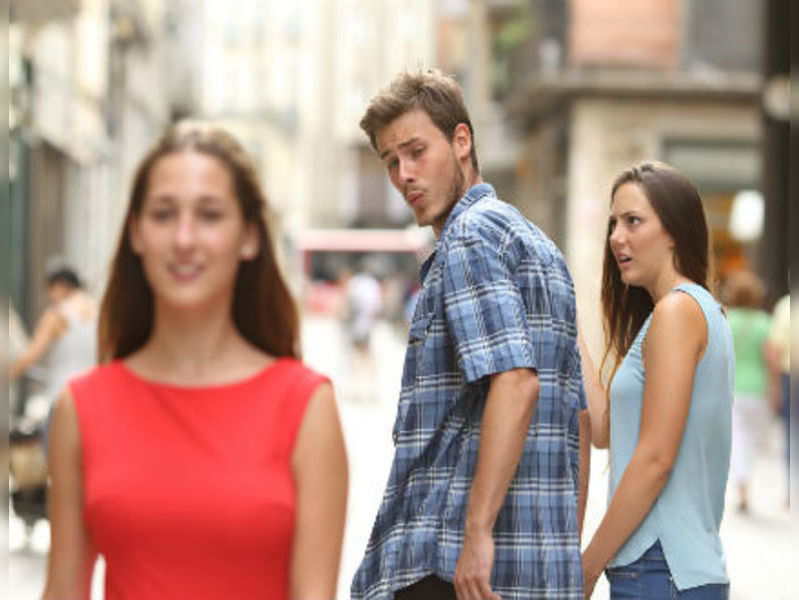 My husband stares at other women and I can't stand it!  (Image: Shutterstock)