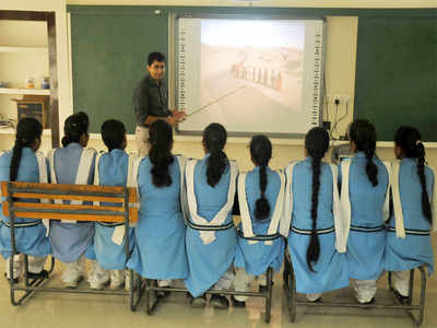New Tamil Nadu syllabus from '18-19, will top other boards   Chennai
