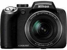 Nikon Coolpix P80 Bridge Camera