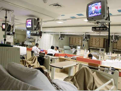 Lack of dedicated geriatric care units in Bengaluru