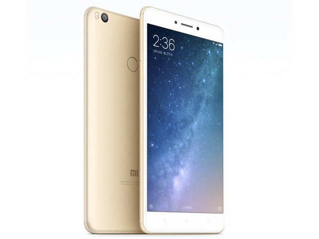 Xiaomi Mi Max 2 with 5,300mAh battery, 6 44-inch Full HD