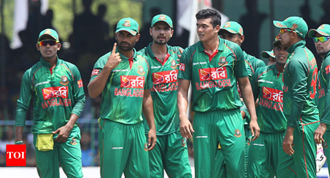 2017 Icc Champions Trophy Team Preview Bangladesh Cricket
