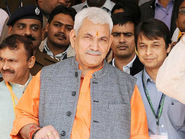 Telcos must take up fin woes with lenders: Telecom minister Manoj Sinha