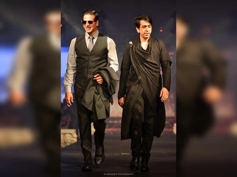 Akshay Kumar becomes the new global fashion icon