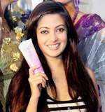 Riya at product launch