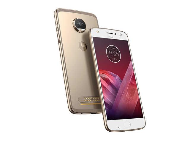 Motorola Moto Z2 Play smartphone with Snapdragon 626 SoC