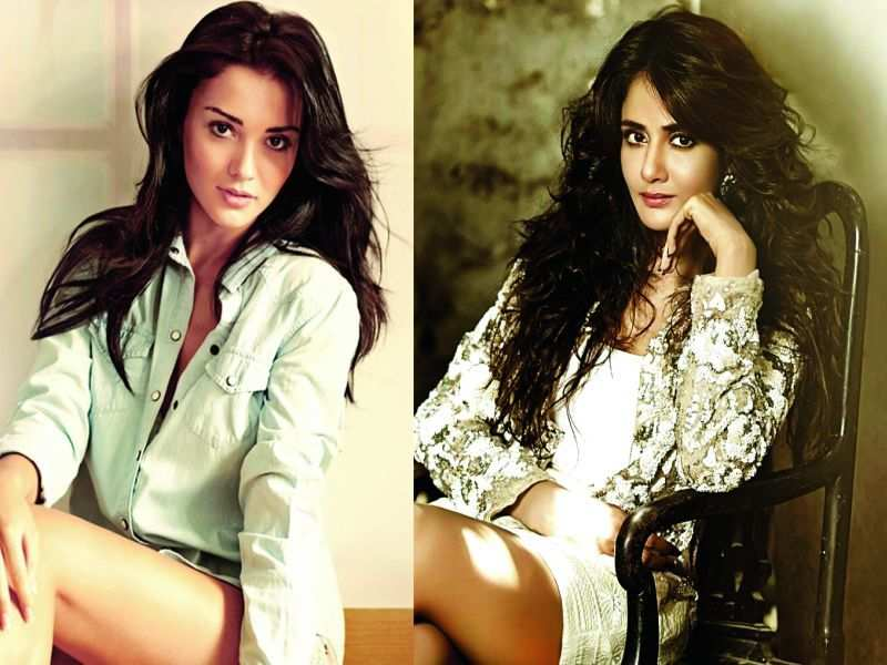 Amy Jackson teams up with Parul Yadav for Queen remake