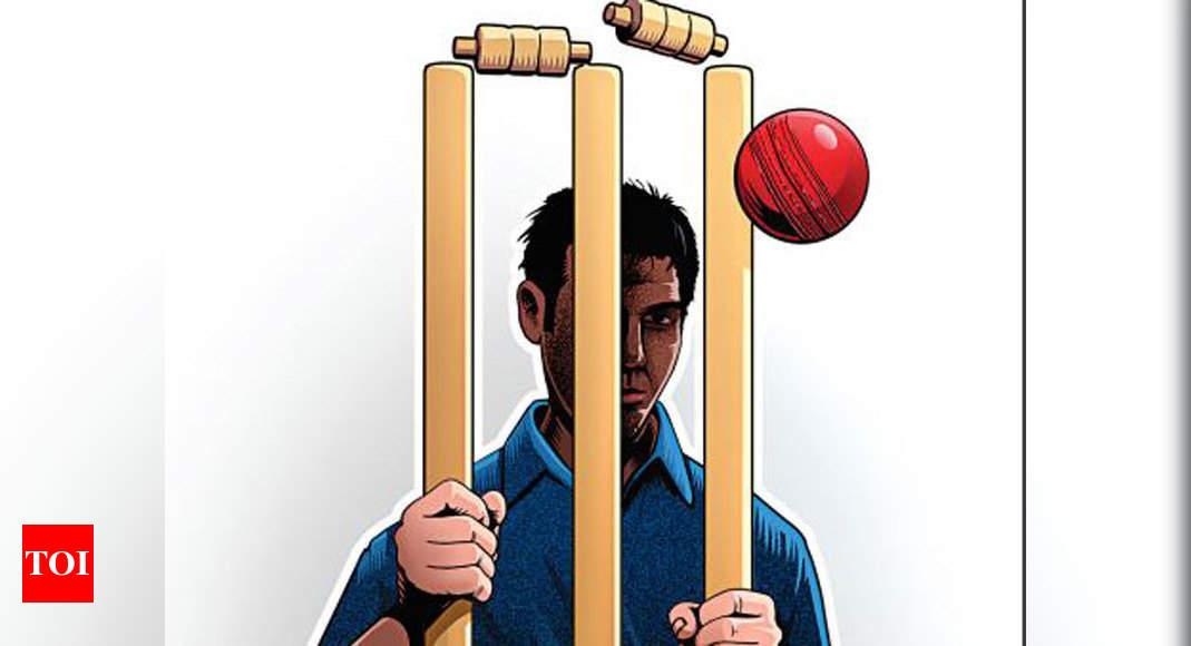 cricket betting losses/crime