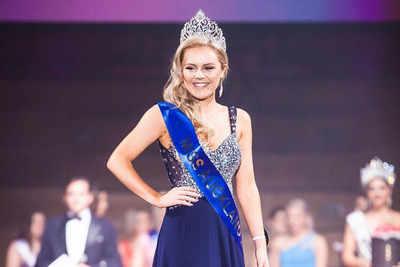 Michelle Isemonger crowned Miss International New Zealand 2017