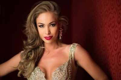 Romina Rocamonje crowned Miss Supranational Bolivia 2017