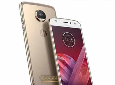 Moto Z2 Play smartphone with Snapdragon 626 SoC, 4GB RAM launched at Rs 27,999