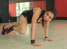 Video: 7 lower ab exercises that you can do at home