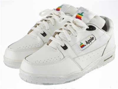 'Apple shoes' up for sale at $15,000