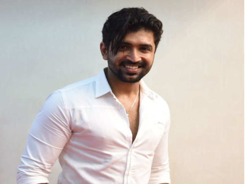 Arun's film with Magizh is titled Thadam
