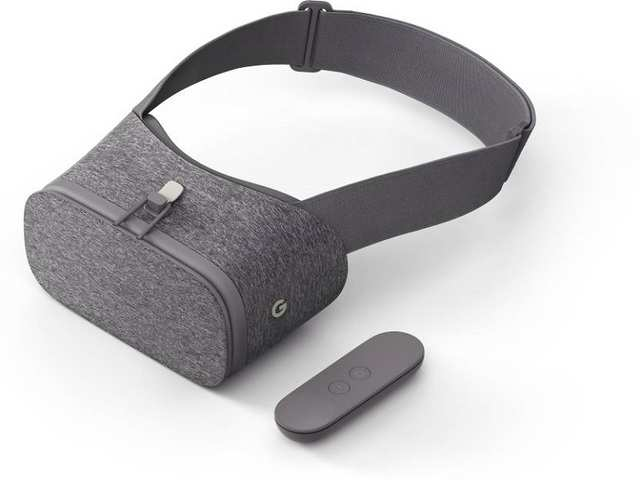 """A big part of what makes """"Daydream View"""" special is the controller."""