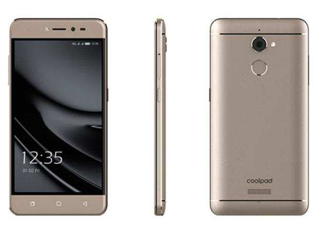 Coolpad smartphones get a price cut in India