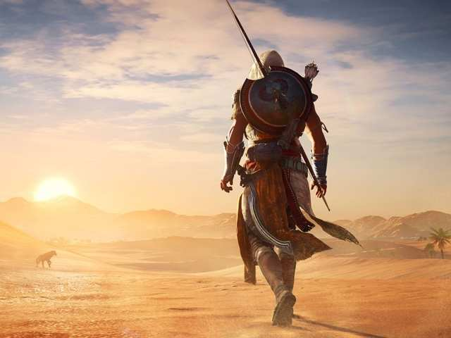 E3 2017: Ubisoft announces Assassin's Creed Origins, Far Cry 5, Crew 2 and more