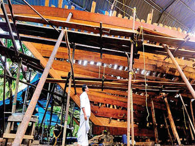 Qatar crisis takes wind out of Beypore's sails | Kochi News