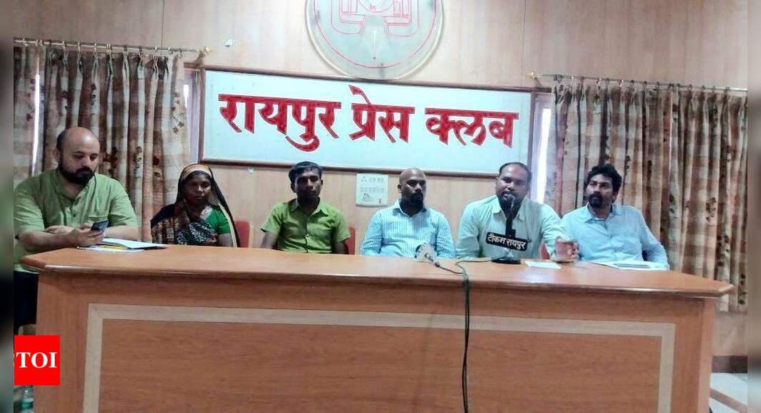 Chhattisgarh: Chhattisgarhs forced land acquisition