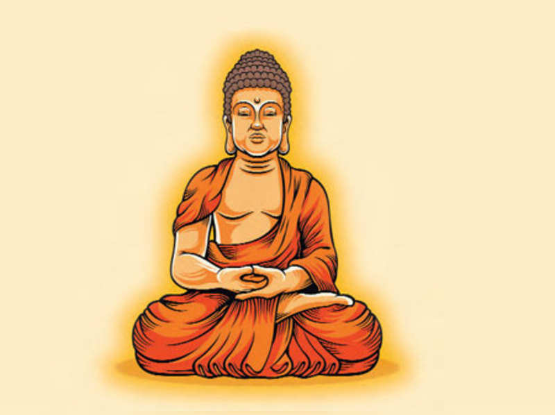 Buddha loved to diet - Times of India