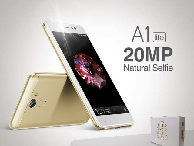 93b0c7155 Gionee A1 Lite smartphone with 20MP front camera announced - Latest ...