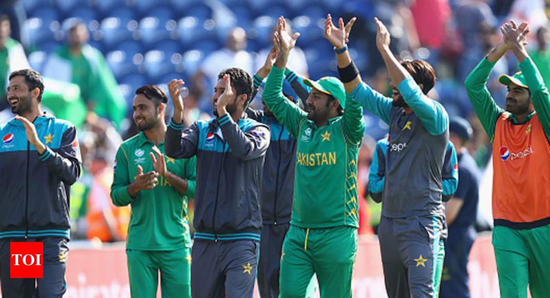 India Has Tough Road To Champions Trophy: Pakistan's Road To ICC Champions Trophy Final