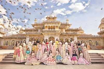 Introducing the 30 Miss India 2017 state winners
