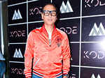 Troy Costa at Kode launch party