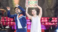 Oppo Times Fresh Face 2016: Varun & Alia performance