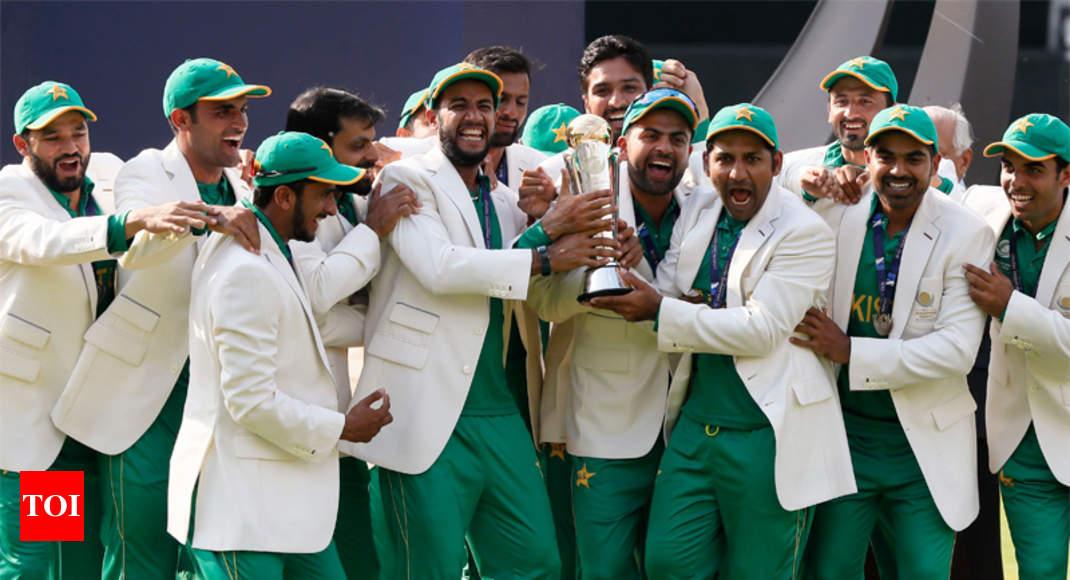 Champions Trophy How Pakistan Won The Icc Champions Trophy