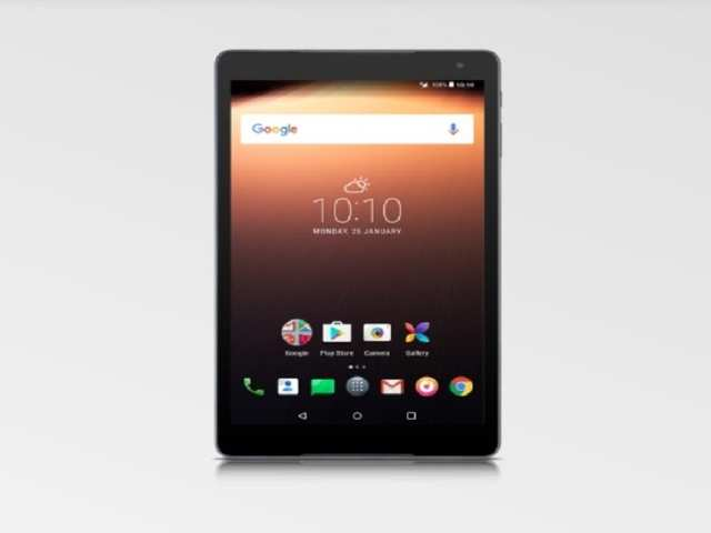 The company has recently launched three new tablet PCs, the latest one being the 'A3 10'.