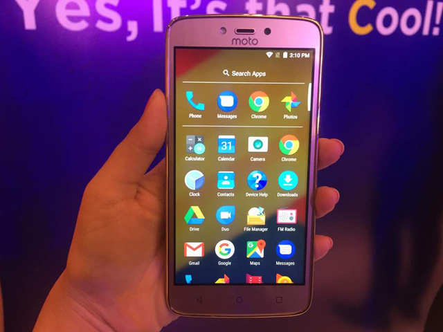 The Moto C Plus will be available exclusively on Flipkart, priced at Rs 6999 from June 20.